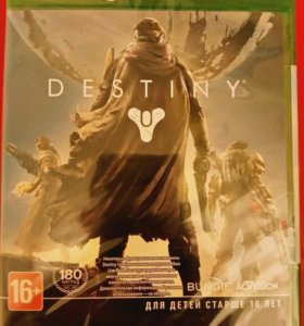 Игра xbox one Destiny
