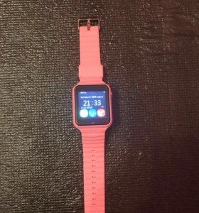 Умные GPS часы детские V7K