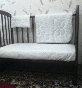 """Кровать на колёсах """" Золушка"""""""