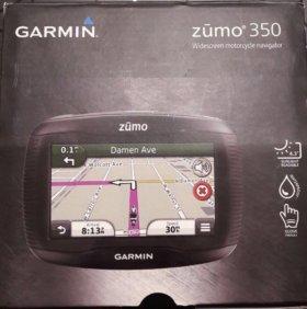 Навигатор GARMIN ZUMO 350