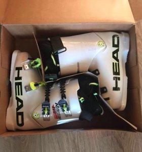 Продам горнолыжные ботинки HEAD RAPTOR115