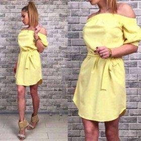 Продам платье! Новое! Размер M-L
