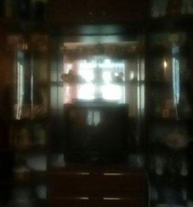 Стенка- шкаф