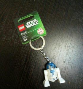 """Лего-брелок """"R2D2"""""""
