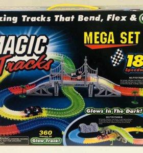 Magic tracks mega set 360 деталей