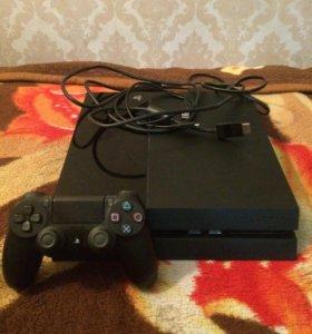 Консоль PS 4