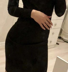 Платье и юбка с водолазкой