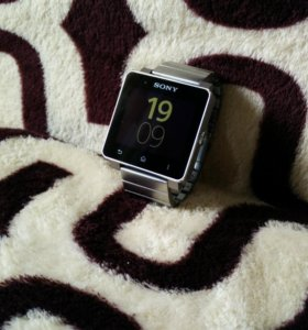 Умные часы Sony SmartWatch 2 Business Edition
