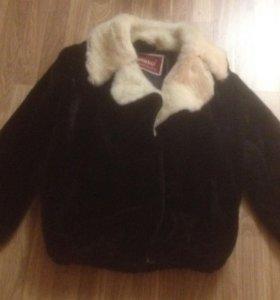 Женская меховая куртка р 50-52