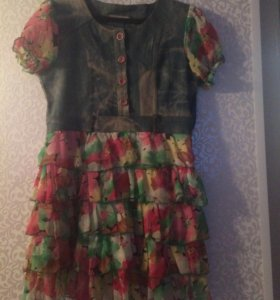 Платье. Размер 43-44.