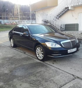 Mercedes Benz s Klass w 221