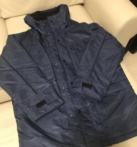 Куртка синяч