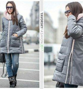 Куртка новая сезон теплая зима