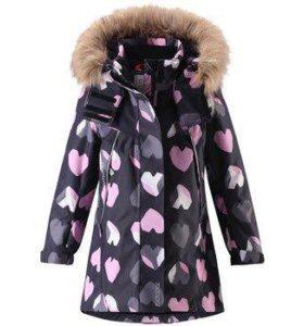 Новая зимняя куртка Reima 104 р-р