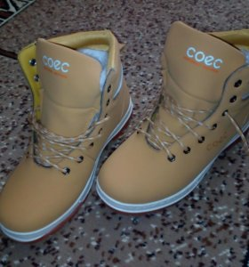 Ботинки зимние COEC