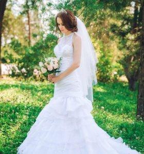 Свадебное платье. Срочно.