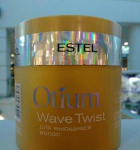 КРЕМ- МАСКА для вьющихся волос
