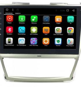 """Штатная магнитола Toyota Camry V40 Экран 9"""" 3246"""