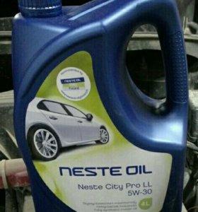 Масло Neste City Pro LL 5w30