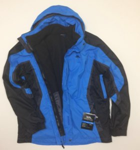 Новая куртка Trespass
