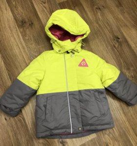 Зимняя куртка Crokid