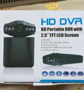 Видеорегистратор новый в упаковке .