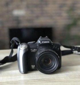 Фотоаппарат canon sx10