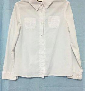 Блузка рубашка для девочки 11 лет
