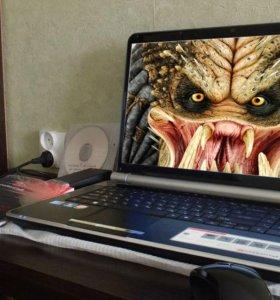 8 Я Д Е Р / 17-Экран Ноутбук Packard Bell