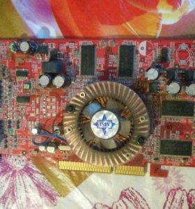 Видеокарта msi nx 6600