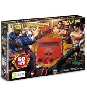 Sega Super Drive 50 игр (Сега)