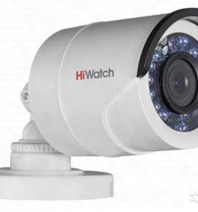 Камера видеонаблюдения HiWatch DS-T200 2Мп