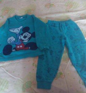 Пижама для мальчика (2 года)