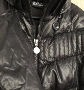 Куртка пуховик Emporio Armani (оригинал)