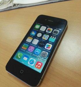 iPhone 4 16 gb оригинал. Срочно!