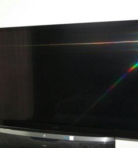 3Д Телевизор с саундбаром