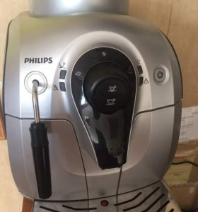 Кофемашина Philips HD8649