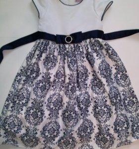 Платье «ALBuku» для девочки. 10-11 лет.