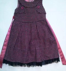 Платье для девочки «BATTYFENNY».8-10 лет
