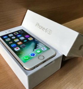 Apple iPhone 6s Gold 16 gb