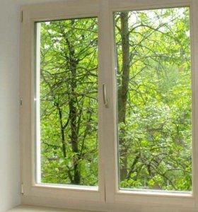 Пластиковые окна и алюминиевые рамы