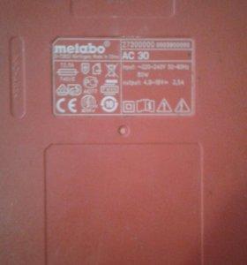 Зарядное устройство Метабо.