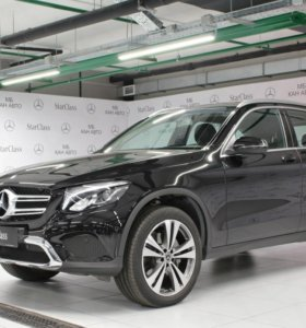 Mercedes-Benz GLC-Класс, 2017