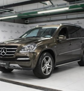 Mercedes-Benz GL-Класс, 2012