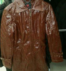 Куртка новая осенний  1200
