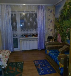 Квартира, 2 комнаты, 52.4 м²