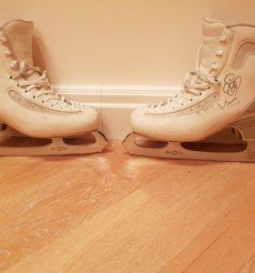 Фигурные ботинки Edea ICE FLY (Италия)