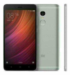 Xiaomi redmi note 4 global 3/32 серый.Гарантия!