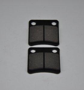 Колодки тормозные дисковые передние №15