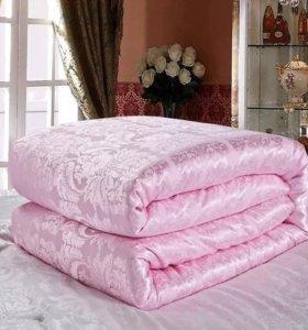 Шелковое одеяло 200×230 см